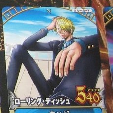 Trading Cards: ONE PIECE TRADING CARD. Lote 11807081