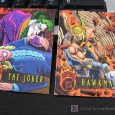 Trading Cards: FIREPOWER THE JOKER Y HANKMAN. Lote 15119589