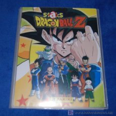 Trading Cards: LOTE 10 STAKS - DRAGON BALL Z - STACKS - PANINI. Lote 296808378