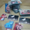 Trading Cards: LOTE 280 LAMINCARDS PRESSING CATCH - EDIBAS 2007 - W RAW , SMACK DOWN. Lote 27547423