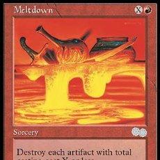 Trading Cards: MTG MAGIC - 1X FUNDIR - LA SAGA DE URZA. Lote 17507455