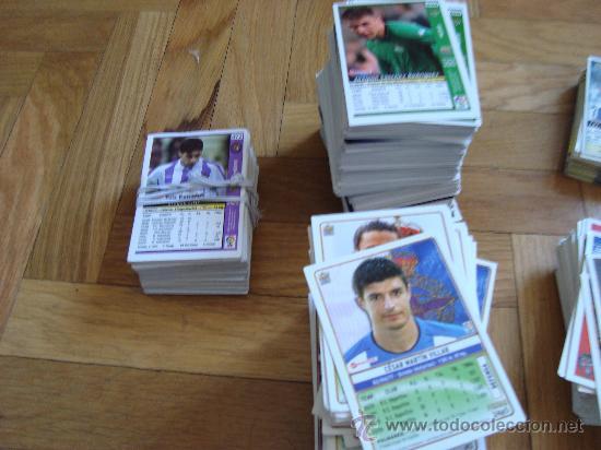 Trading Cards: MAS DE 960 LAMICARD FICHAS DE FUTBOL LIGA ESPAÑOLA DE AÑOS 2004.2005,2006,ETC. - Foto 2 - 27244285