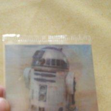 Trading Cards: CARD LENTICULAR DE STAR WARS EPISODIO I, ROBOTS. EMBOLSADA E IMPECABLE.. Lote 26706894