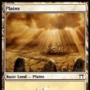 Trading Cards: MTG MAGIC - 1X LLANURA FOIL - CAMPEONES DE KAMIGAWA (EL DIBUJO DE LA IMAGEN). Lote 22898994