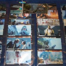 Trading Cards: STAR WARS 3D - EL IMPERIO CONTRAATACA - TOPPS ¡SET COMPLETO E IMPECABLE!. Lote 26043131