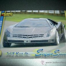 Trading Cards: CARD COCHE CADILLAC 100 Nº 351 COLECCION DREAM CARS MUNDICROMO SPORT CROMOS . Lote 24325747