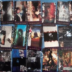 Trading Cards: SANDMAN TRADING CARDS SKYBOX COLECCION COMPLETA 90 CARDS. Lote 34618617