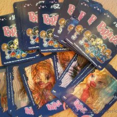 Trading Cards: LOTE 43 CARTAS TOP CARDS BRATZ. Lote 35057135