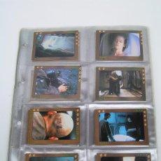 Trading Cards: COLECCION COMPLETA DE 80 CROMOS (TRADING CARDS - TARJETAS) DE: ALLIEN 3 TM / STAR PICS. Lote 36369575