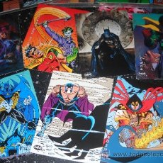 Trading Cards: BATMAN SKYBOX TRADING CARDS. COMPLETA. Lote 36790280