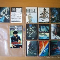 Trading Cards: GHOST IN THE SHELL (10 TRADING CARDS). Lote 36812103