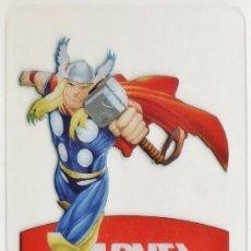 Trading Cards: CROMO SUELTO / LAMINCARDS - MARVEL HEROES - THOR Nº 79 - TRANSPARENTE - ED. EDIBAS. Lote 51705796