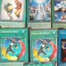 Trading Cards: LOTE DE 11 SPELL CARDS - ORIGINALES KONAMI INGLES - 1996 - EXCELENTE CONDICION. Lote 37502577
