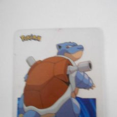 Trading Cards: LAMINCARDS POKEMON BLASTOISE 009-ENVÍO 050€. Lote 210602032