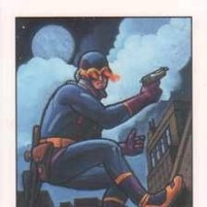 Trading Cards: JACK KIRBY TRIBUTE TRADING CHASE CARD K5 (21ST CENTURY ARCHIVES,1994) - STEFFAN DUERR. Lote 38458384