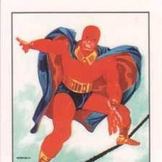 Trading Cards: JACK KIRBY TRIBUTE TRADING CHASE CARD K2 (21ST CENTURY ARCHIVES,1994) - DAVE DORMAN. Lote 38458400