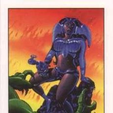 Trading Cards: JACK KIRBY TRIBUTE TRADING CHASE CARD K1 (21ST CENTURY ARCHIVES,1994) - KEN STEACY. Lote 38458414