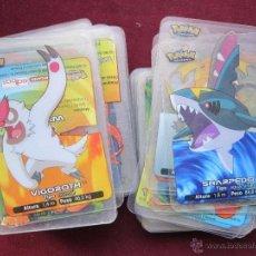 Trading Cards: LOTE DE 106 LAMINCARDS DE POKEMON ADVANCED 2006. Lote 39967300
