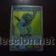 Trading Cards: CROMO INVIZIMALS DESAFIOS OCULTOS DIAMANTE OPACO NO TRANSPARENTE 93 ICELION. Lote 40702233