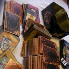 Trading Cards: GRAN LOTE DE CARTAS YI GI OH ---- MUCHAAAAAAAAASSSSSSS------- EN SU CAJA. Lote 40727263