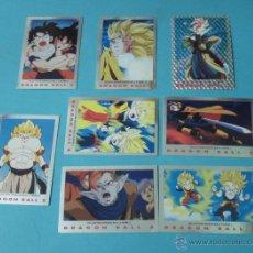 Trading Cards: OCHO CARTAS DRAGON BALL Z SERIE 2 Nº 25, 39, 48, 56, 66, 75, 86 Y 94. Lote 41515635
