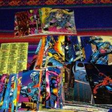 Trading Cards: LOTE 112 TRADINGS CARDS MARVEL CARDS UNIVERSE 1994 Y DE REGALO 16 DE OTRAS SERIES. MBE.. Lote 43306311
