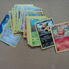 Trading Cards: LOTE 40 CARTAS DE POKEMON DIFERENTES.. Lote 121415632