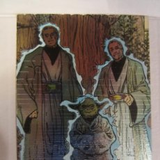 Trading Cards: TRADING CARD STAR WARS GALAXY Nº 18. Lote 45735351