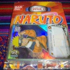 Trading Cards: NARUTO SERIE 1 JUEGO DE CARTAS PRECINTADO. BANDAI. . Lote 45814435