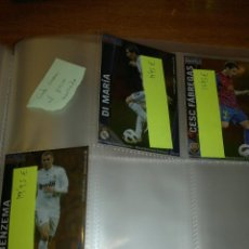 Trading Cards: MUNDICROMO FICHAS LIGA 2012 QUIZ METALCARD BENZEMA REAL MADRID Nº 81 DE 100 ED. LIMITADA LIMITED. Lote 45865200