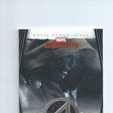 Trading Cards: MARVEL MASTERPIECES SERIE 2 (2008) : MEMORABILIA FF5 (DR. MUERTE, TROZO DE TELA ORIGINAL DE LA PELI). Lote 46190912