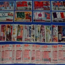 Trading Cards: FLAGS OF THE WORLD - A&BC (1959). Lote 46583999