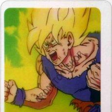 Trading Cards: Nº 89 GOKU - DRAGON BALL Z LAMINCARDS EDIBAS. Lote 46703389