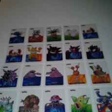 Trading Cards: 45 TRADING CARDS POKEMON LAMINCARDS NINTENDO TODAS DISTINTAS AÑO 2005 MUY BUEN ESTADO. Lote 47570299