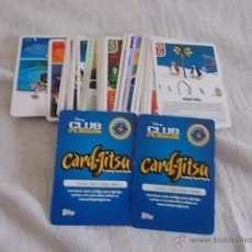 Trading Cards: DISNEY CLUB PENGUIN 32 CARDS. Lote 49321973