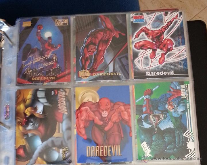Trading Cards: TRADING CARD DAREDEVIL SPECIAL - Foto 1 - 49612579