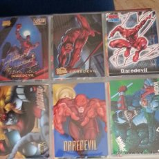 Trading Cards: TRADING CARD DAREDEVIL SPECIAL. Lote 49612579