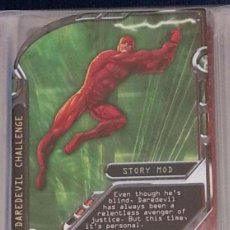 Trading Cards: TRADING CARD MARVEL HEROES HYPERSCAN DAREDEVIL - JUEGO 2006. Lote 49637596