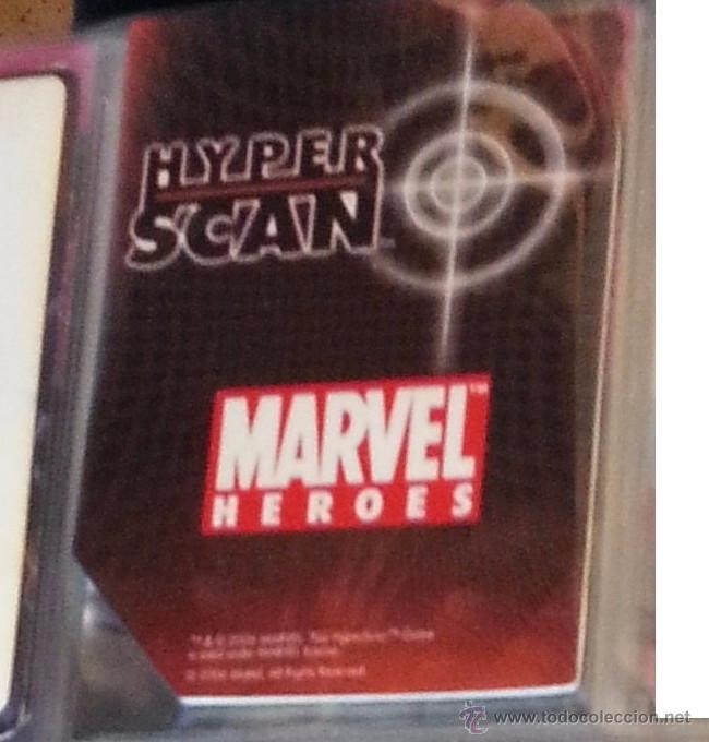 Trading Cards: TRADING CARD MARVEL HEROES HYPERSCAN DAREDEVIL - JUEGO 2006 - Foto 2 - 49637596