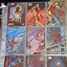 Trading Cards: TRADING CARD DEDICADO A DAREDEVIL - LOTE DE 9 TRADINGS CARDS. Lote 49638044