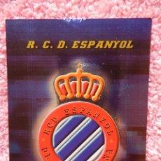 Cartas Colecionáveis: MEGACRACKS 2004-05 109 ESCUDO ESPAÑOL BRILLANTE ESPEJO PANINI SPORTS LFP. Lote 50082862