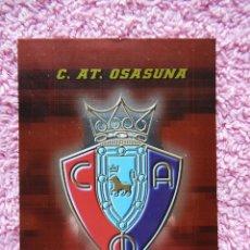 Cartas Colecionáveis: MEGACRACKS 2004-05 235 ESCUDO OSASUNA BRILLANTE ESPEJO PANINI SPORTS LFP. Lote 50109066