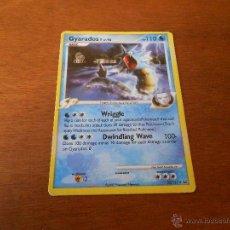 Trading Cards: CARTA RARA POKEMON: GYARADOS. Lote 50503418