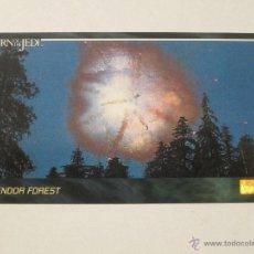Trading Cards: TRADING CARD STAR WARS EL RETORNO DEL JEDI Nº 139. Lote 50519882