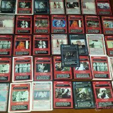 Trading Cards: STAR WARS CCG 36 CARTAS. Lote 50980154
