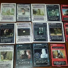 Trading Cards: 14 CARTAS DE ANDROIDES . Lote 50980223