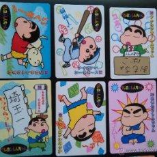 Trading Cards: CRAYON SHINCHAN SHIN CHAN . Lote 51082591