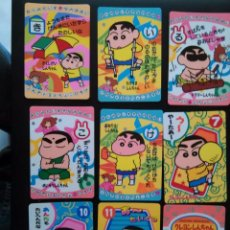 Trading Cards: CRAYON SHINCHAN SHIN CHAN . Lote 51082596