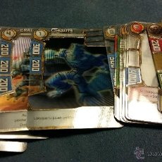 Trading Cards: MAS DE 60 CARTAS HOLOGRAFICAS COLECCIONABLES REDAKAI TRADING CARDS. Lote 51199481