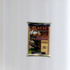 Trading Cards: SOBRE SIN ABRIR JUEGO DE DEMOSTRACION MAGIC EL ENCUENTRO MTG. Lote 52588043
